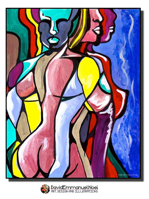 Man & Woman -gift card