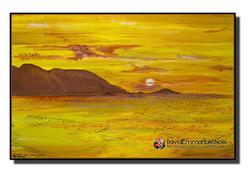 The Sunset - David Emmanuel Noel