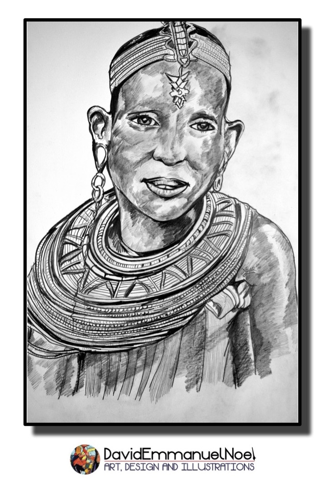 David Emmanuel Noel - Masai (2)