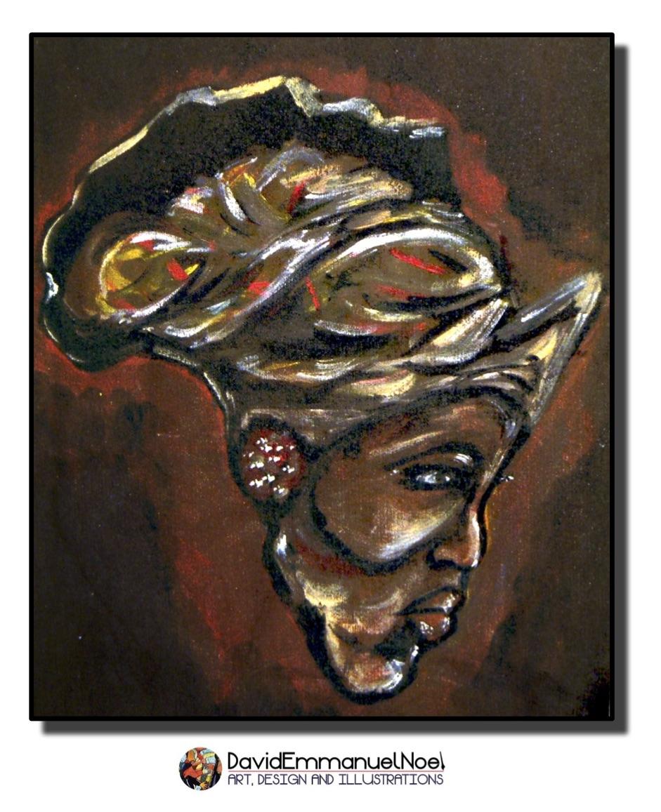 The Motherland - David Emmanuel Noel