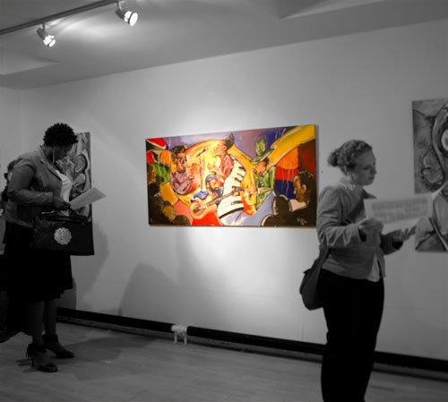 Art & Community- David Emmanuel Noel