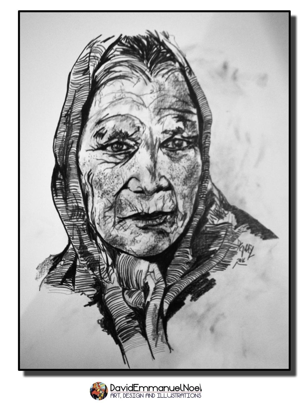 David Emmanuel Noel- The Old lady