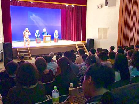 特別イベント『短編劇&スクリーン上映』満員御礼、大盛況で幕を閉じました!!