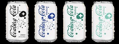 Coating Cola label studies