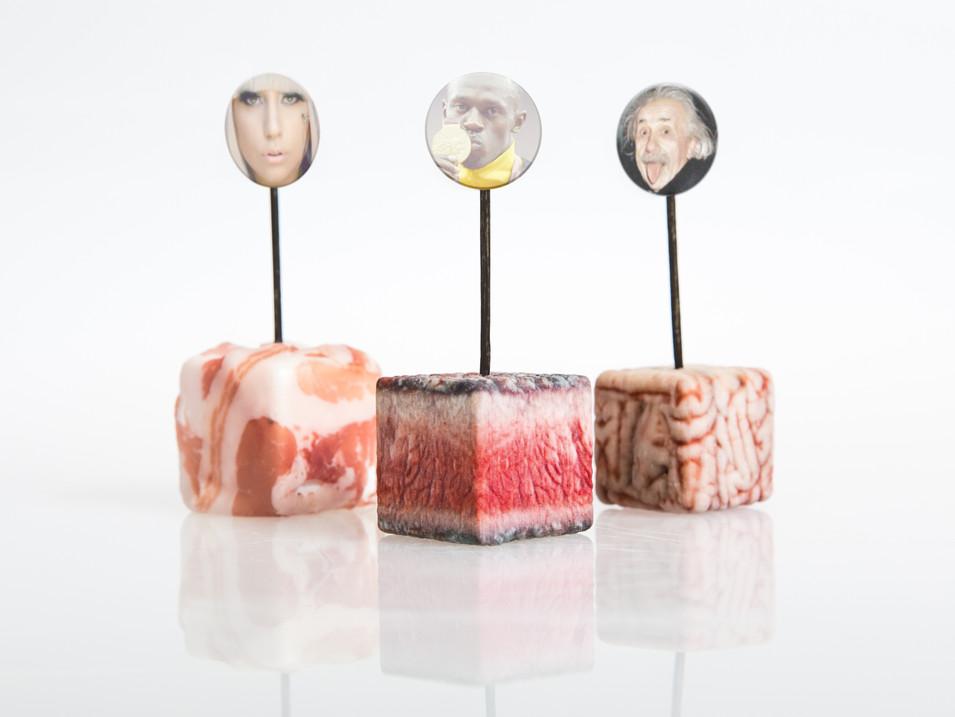 Celebrity Cubes