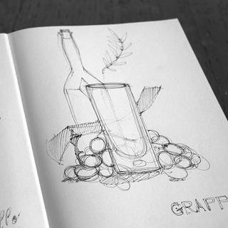 Sketch of grappa