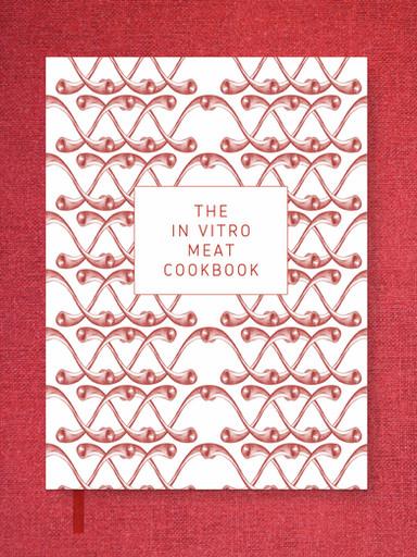 In Vitro Meat Cookbook cover study