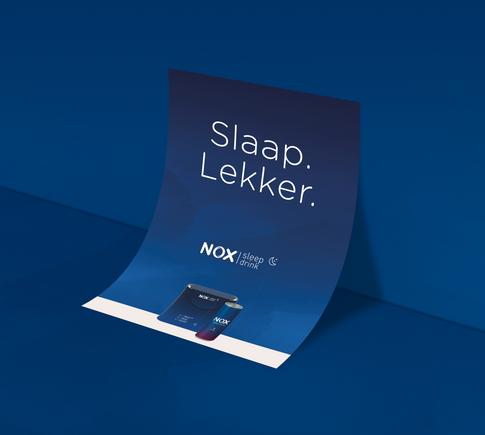 NOX Sleep Drink - stationary - flyer