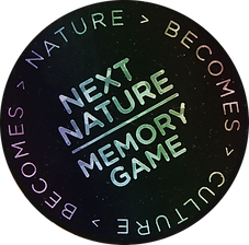 Next Nature Memory Game - Nature becomes Culture