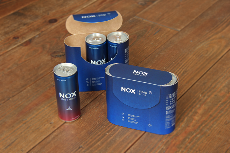 NOX Sleep Drink - 3pack and cans