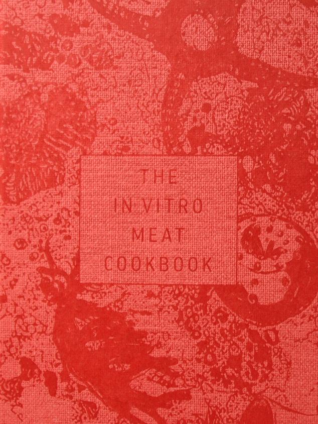 In Vitro Meat Cookbook