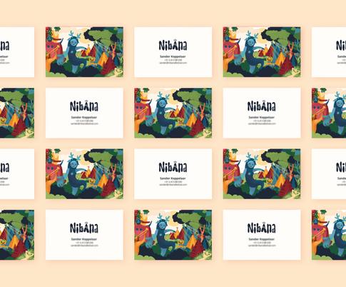 Nibana businesscards