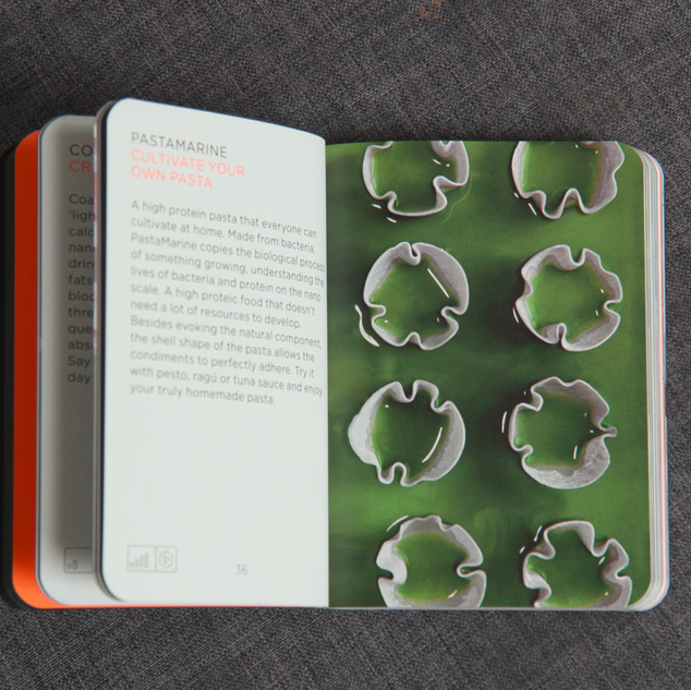 Nano Supermarket book Pastamarine
