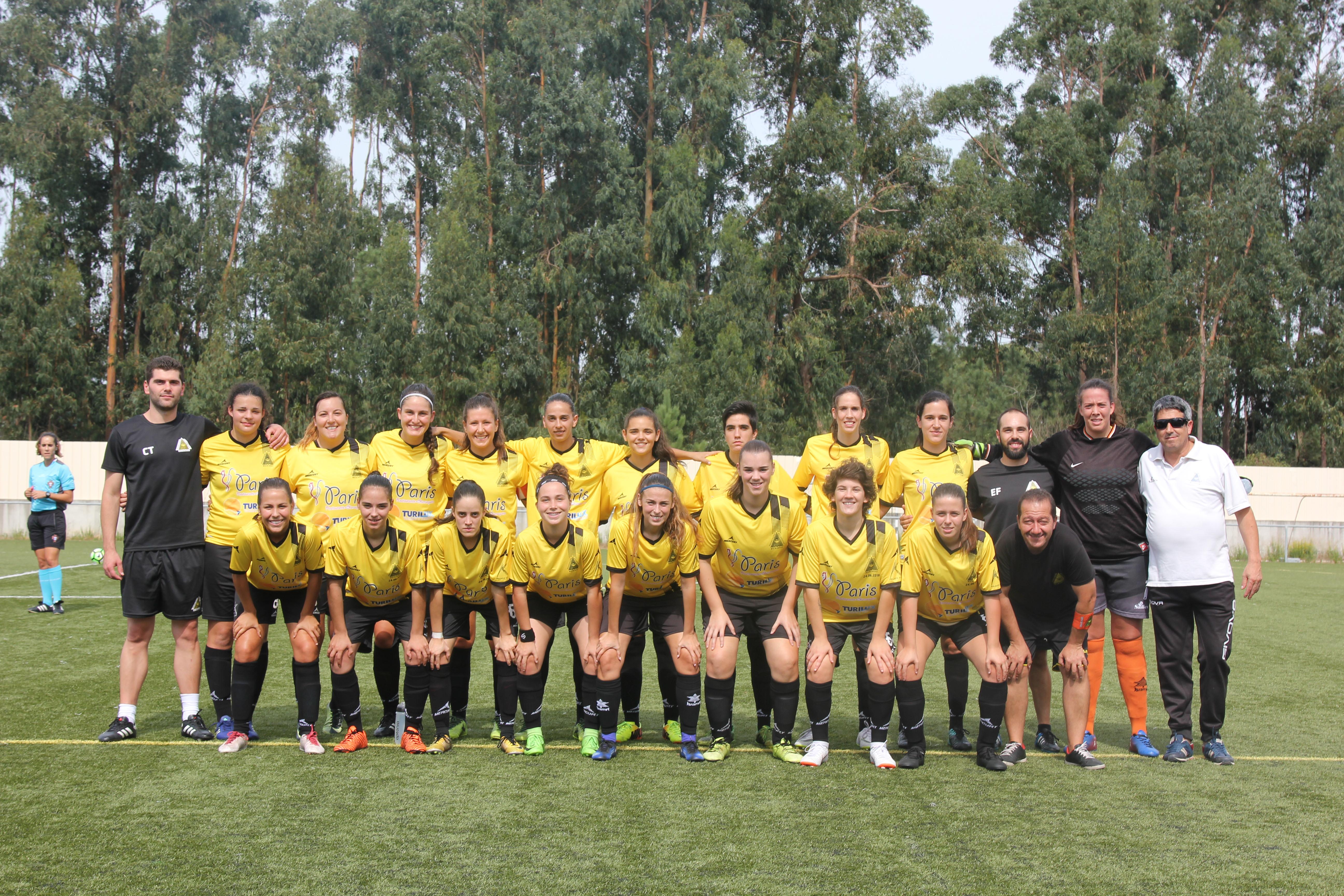 As nossas  equipas