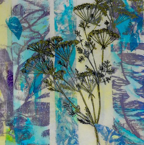 Hedgerow- Fiona Metcalfe