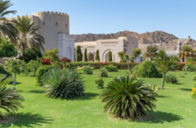 Palazzo del Sultano a Muscat