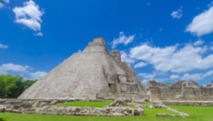 Uxmal, Messico