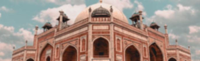 Tomba di Humayun, Delhi