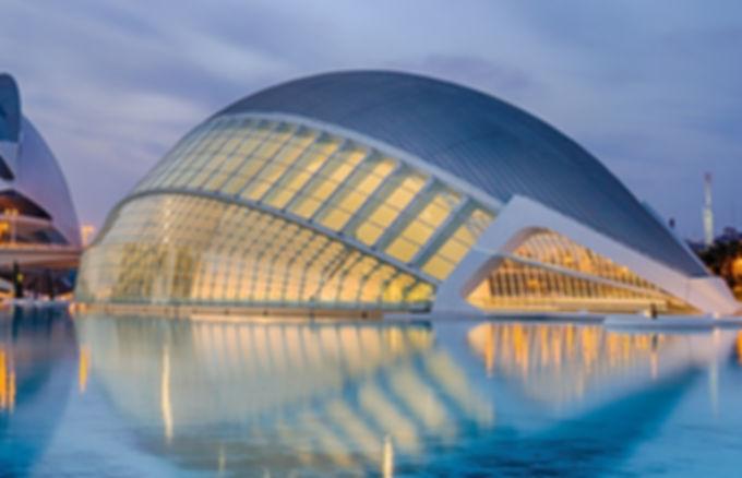 Città delle Scienze Valencia