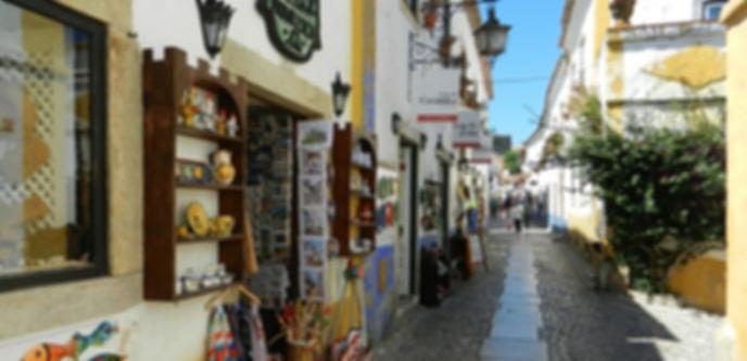 Obidos, Portogallo