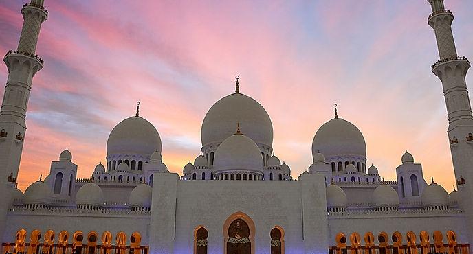 Sheikh Zayed Mosque 2410868 1920 - Abu D