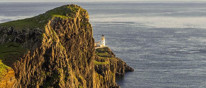 Neist point, Scozia