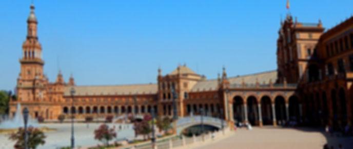 Piazza di Spagna, Siviglia