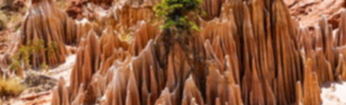 Tsingy Rosso