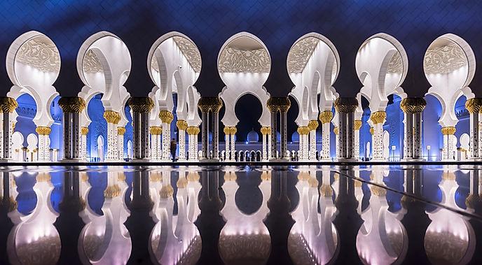 Masjid 2362027 1920 - Moschea Sheikh Zay