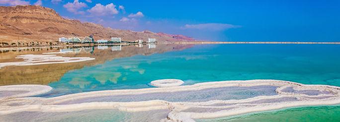 Mar Morto - Giordania