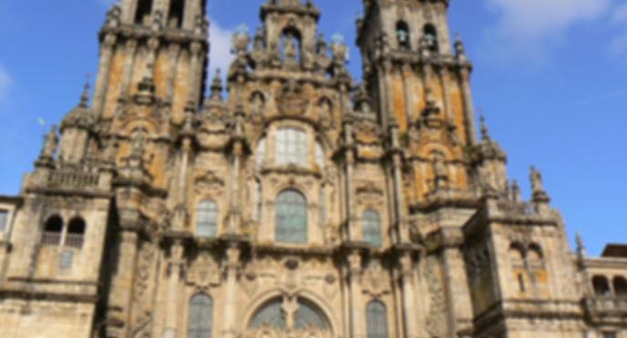 Catedrale Santiago de Compostela