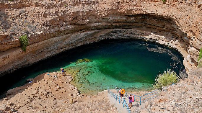 Bimmah sinkhole, Oman.jpg