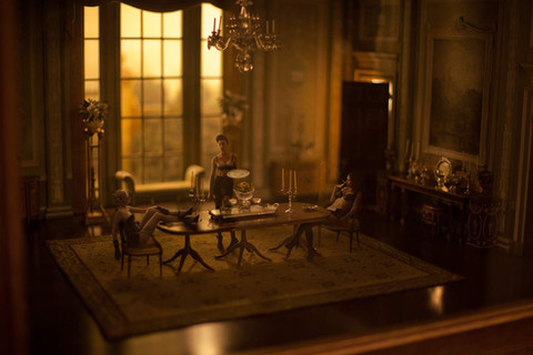 Aaron-Nace-A-Dolls-House-Girls-At-Table.jpg