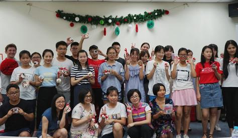 """Shanghai Sunrise Celebrates """"Christmas in July"""""""