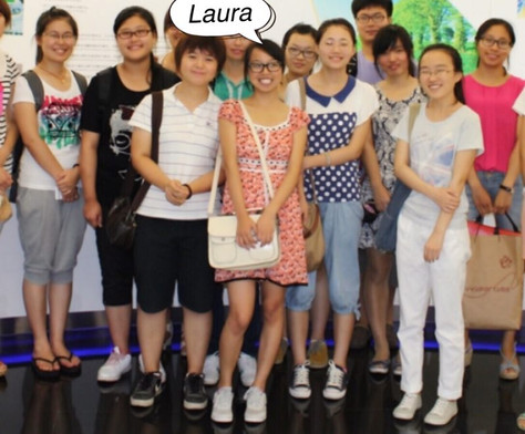 Student Testimonial: This is Laura's story/ 毕业生感言(二)- 刘琰的故事