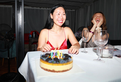 A Birthday Party Leads to a Gift for Shanghai Sunrise