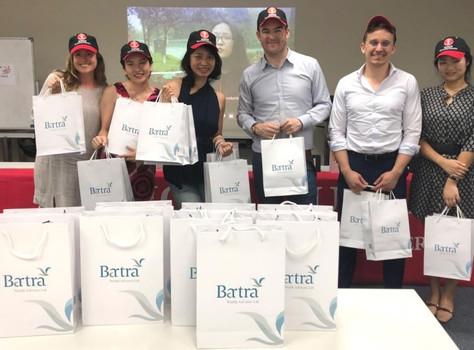 "Bartra Wealth Advisors Partners with Shanghai Sunrise to Provide CareerStart ""First Job Kits"""