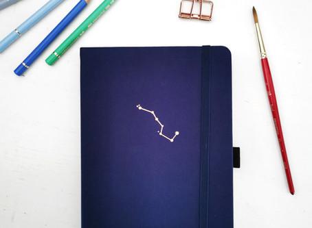 Review Archer & Olive sketchbook: (almost) everything a great sketchbook should have.