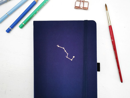 Review Archer & Olive sketchbook: (almost) everything a great sketchbook should have.