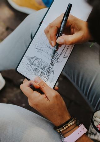 Sketch Journaling