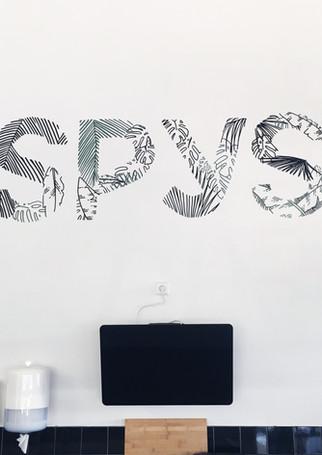 Mural SPYS