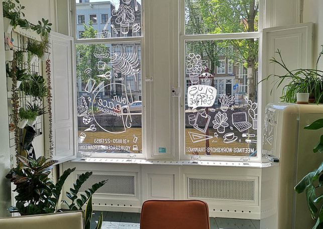 Window Your Space Amsterdam