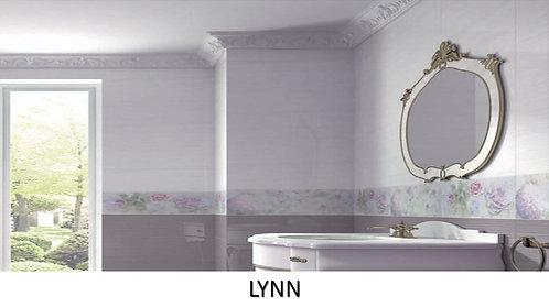 """LYNN /  9"""" x 23""""  --  pied carré"""