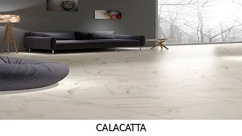 """CALACATTA /  14"""" x 24""""  --  pied carré"""