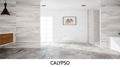 """CALYPSO /  12"""" x 24""""  --  pied carré"""
