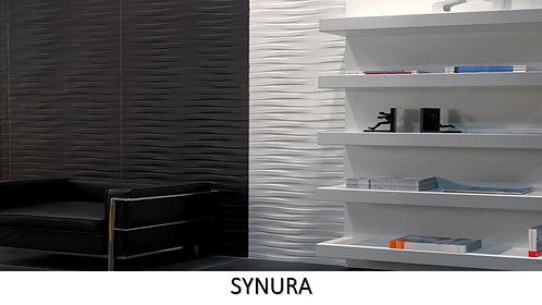"""SYNURA / 10"""" X 27.5""""  --  pied carré"""