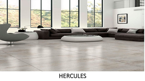 "HERCULE SEMIPULIDO /  12"" x 24"" --  pied carré"
