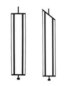 """GT 015 / FORGE ET ACIER /  1/2"""" carré"""