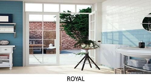 """ROYAL /  4"""" x 12 """"  --  pied carré"""