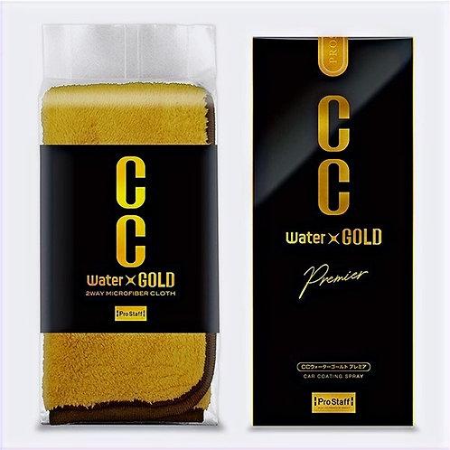 ガラス系コーティング剤CCウオーターゴールド プレミアセット